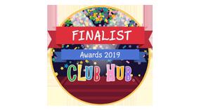 Club Hub Awards 2019 - FINALIST