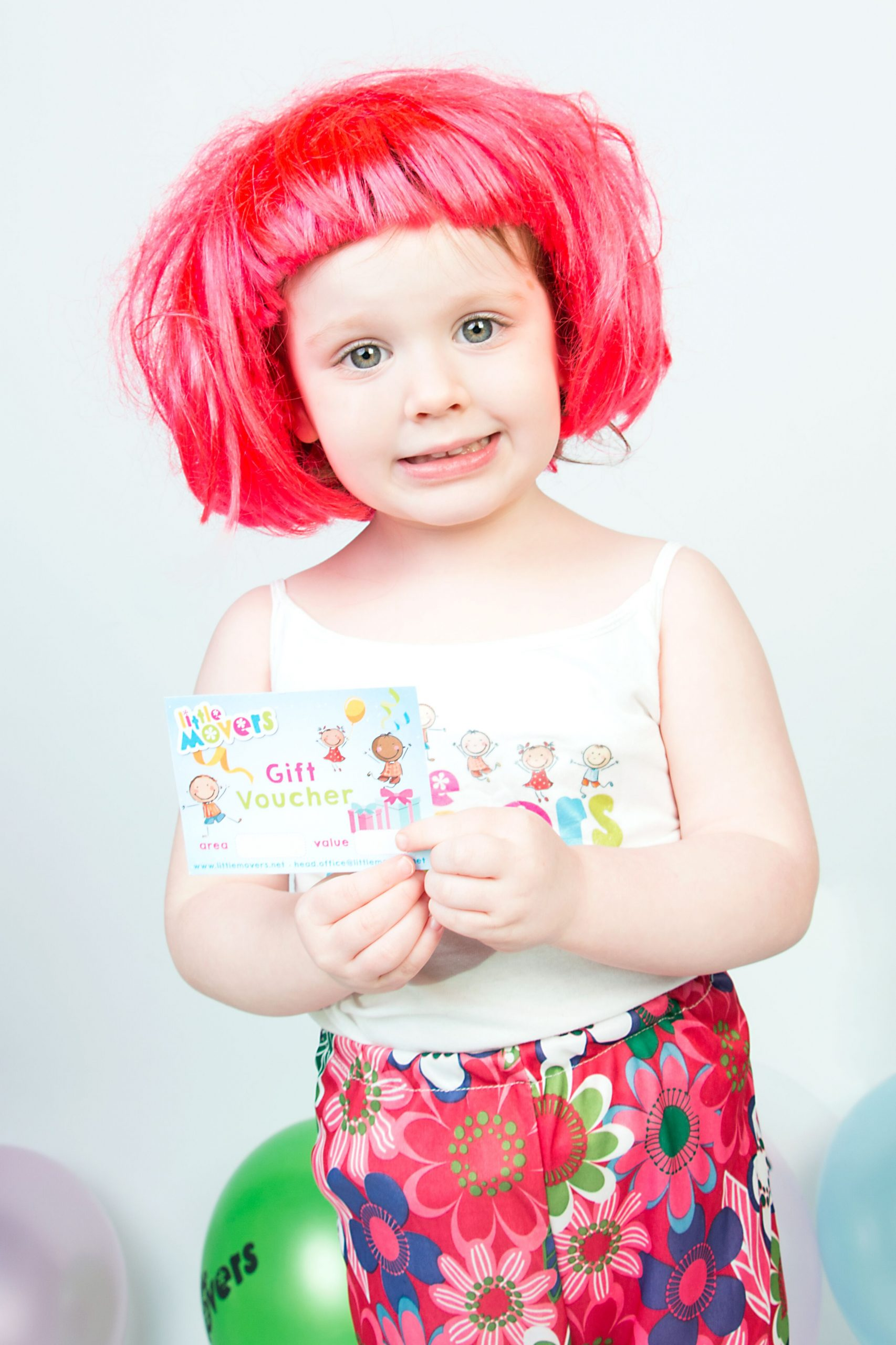 Little Movers Gift Voucher