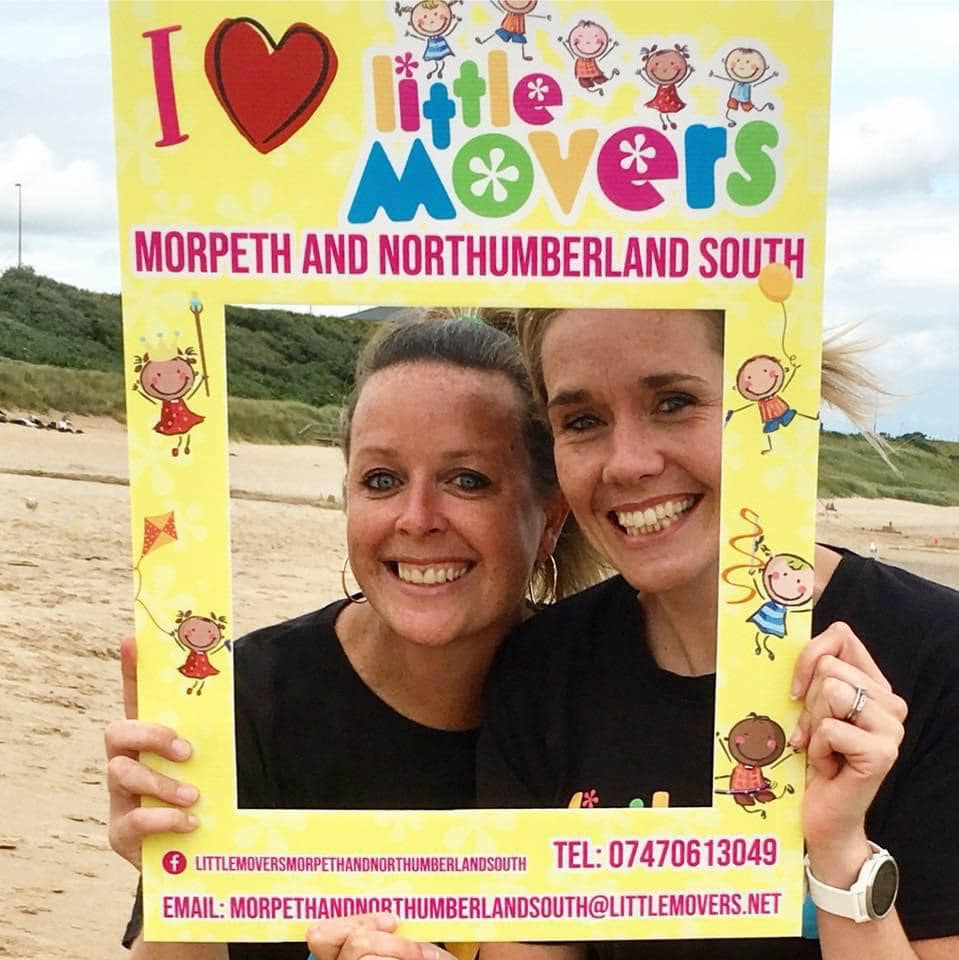 Little Movers Personalised Selfie Frame