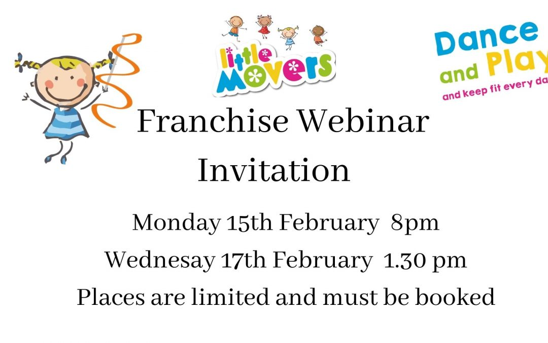 Little Movers Franchise Discovery Webinar