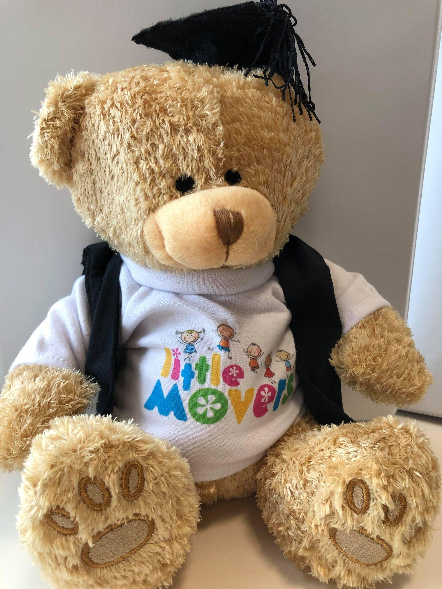 Little Movers Graduation Bear