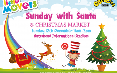 Sunday with Santa and Christmas Market Event
